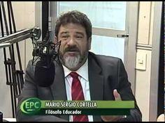 Mário Sérgio Cortella - Educação e Escolarização - YouTube