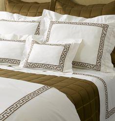 Bed Linen Design, Kitchen Room Design, Luxury Bedding Collections, Luxurious Bedrooms, Linen Bedding, Comforters, Master Bedroom, Bed Pillows, Maze