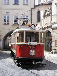 Praga tram