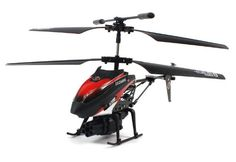 SHOOTS MISSILES Electric Full Function GYRO 3.5CH 360° Missile Shooting V398 RTF RC Helicopter (Colors May Vary)