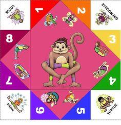 Pedayoga - Nasveti / Zastonj igre COIN COIN PedaYOGA