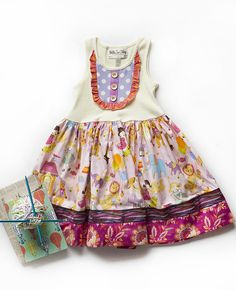Matilda Jane ~ Cookie Carousel ~ Name The Dress Thursday: Edition #35