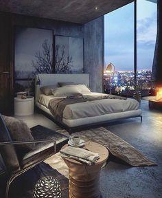 Não existe lugar algum onde passamos mais tempo de nossas vidas do que no quarto. Seja dormindo, assistindo Netflix deitado ou -- cof, cof -- praticando a