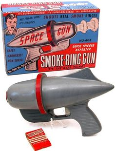 How You Can Find The Toys That Will Be Loved. Children today have many toy options. But, have you ever wondered what the perfect toy for your little one might be? Derringer Pistol, Smoke Rings, Sci Fi Weapons, Fantasy Weapons, Aesthetic Space, Retro Robot, Space Toys, Indoor Activities For Kids, Tin Toys