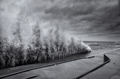 Crazy Chicago Waves by Michael Patrick Perry, via Flickr October 2012