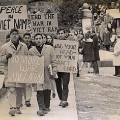 vietnam protest songs and hippies Music and protest in 1968 music was integral to the profound cultural year, which included protests against the ongoing vietnam war, the a narrow view of 'protest song' to explore how politics and social.