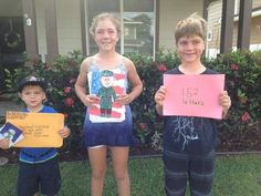 Thank a military family this season by sending them a letter. These cute kids collected 152 letters for military children who will have a parent deployed over the holidays as part of the @TheyServe2 Kids2Kids Holiday Letter Campaign!