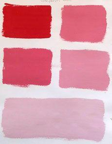 Maison Decor, Customize your chalk paint colors