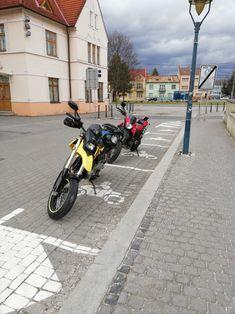 Honda fmx 650 & Yamaha XT 660 x Trenčín photo