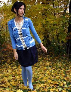 25 Ways to Refashion a Sweater