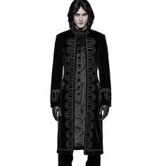 Viktorianischer Samt Mantel Mit Posament Verzierungen