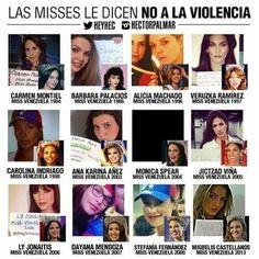 NO A LA VIOLENCIA......