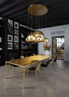 Het Arsenaal & Studio Jan des Bouvrie | 2016 #ontwerpstudio… Furniture, House, Interior Decorating, Interior, Dining Table, Home Decor, Interior Art, Interior Design, Living Room Designs