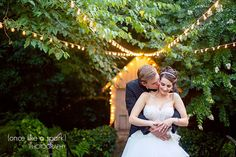 Wedding photo by Once Like a Spark Photography.