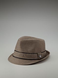 fed231fb0a3 Original Penguin Accessories Houndstooth Trilby Men s Hats