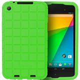 Poetic GraphGrip Case for Google Nexus 7 FHD 2nd Gen 2013 Android Tablet Green