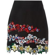 7b3d866e7 Designer Clothes, Shoes & Bags for Women | SSENSE. Floral Mini SkirtPrinted  ...