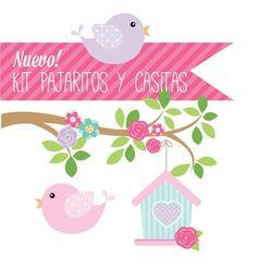 kit de vinilo ramas pajaritos casita rosa pastel Outside Decorations, Nursery Decals, Acrylic Canvas, Spring Crafts, Applique Designs, Craft Gifts, Scrapbook Paper, Clip Art, Baby Shower