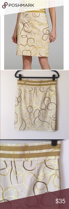 🎉 SALE 🎉 Antonio Melani High-Waist Ribbon Skirt Retails $109. High waisted pencil skirt. Multi ribbon detail. Fully lined. Measurements according to brand: Waist 32, Hip 41, Length 22.5. Size 8 ANTONIO MELANI Skirts Pencil