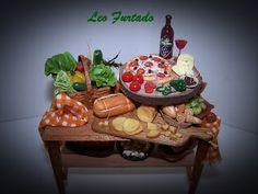 Miniaturas Leo Furtado