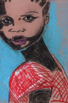 Akama Art Prints, Mixed Media, Painting, Giclee Art Print, Art, Colours