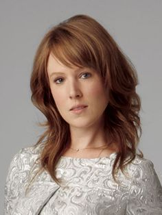 mid length style with bangs | all these factors about medium length hair styles with bangs ...
