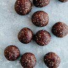 Chocolate Peanut Bites for a real treat #vegan #recipes
