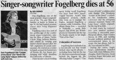 Dan Fogelberg Concert Pictures in Nashville Dans Fans, Glen Frey, Vince Gill, Local Bands, People Of Interest, My Muse, Always Love You, Folk Music, Popular Music