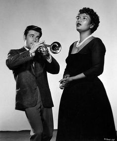 """Robert Wagner, Pearl Bailey in """"All the Fine Young Cannibals"""" (1960). Director: Michael Anderson."""