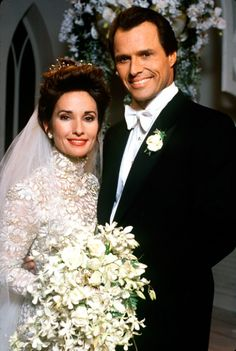 Erica and Dimitri (AMC) married twice...1994 and 1996