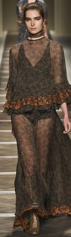 Etro Collection Spring 2016 Ready-to-Wear