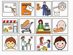 Occupational Therapy, Speech Therapy, Teaching Emotions, Communication Book, Emotion Faces, Eyfs, Pictogram, Speech And Language, Kids Learning