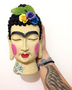 Buda Frida Khalo ! @artgab_