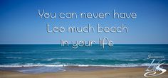 Truth of the day!   #Sandbridge #SandbridgeBeach #VirginiaBeach #BeachQuotes