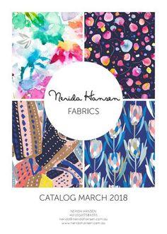 Nerida Hansen Fabrics Lookbook by Nerida Hansen - issuu