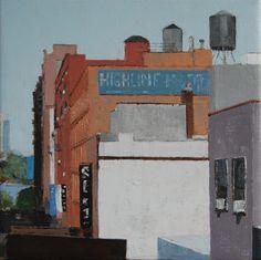 New York (40 x 40 cm)