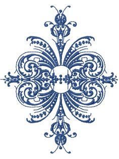 The Marques  embroidery designs