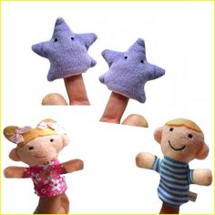 Twinkle-Twinkle-Little-Star-Finger-Puppet ...
