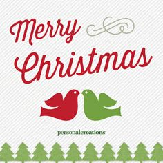 Merry Christmas from Personal Creations!