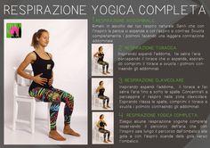 respirazione yogica scheda  www.yoganride.com