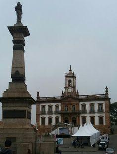 Igreja de Tiradentes/Museu da Inconfidência - Ouro Preto/MG