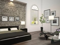 Private space, cool and calm