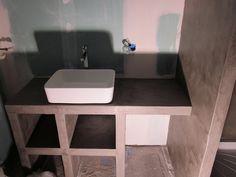 béton ciré et béton on Pinterest  Plan De Travail, Concrete ...