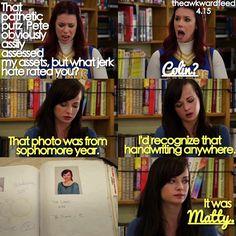 "#Awkward 4x15 ""Bonfire of the Vanites"" - Jenna and Tamara"