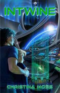 INTWINE by Christina Moss on StoryFinds - FREE Kindle book deal - science fiction paranormal fantasy young adult novel that will rock your world