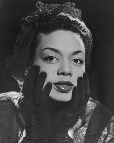 Hazel Scott - Hazel Dorothy Scott was an internationally known, American jazz and classical pianist and singer; she also performed as herself in several films. She was prominent as a jazz singer throughout the 1930s and 1940s