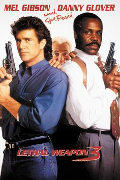 Perks of being a C.J. Major: Being able to watch this movie and understand what is going on (Lethal Weapon 3)