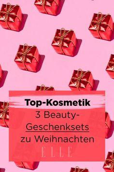 Noch keine Idee für Weihnachten? 3 Beauty-Geschenksets im Test #weihnachtsgeschenke #kosmetik #geschenke #beauty