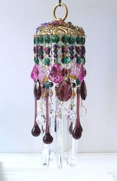 Jeweled Chimes boho, accents