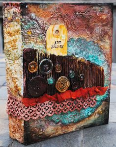 Memory Art Journal
